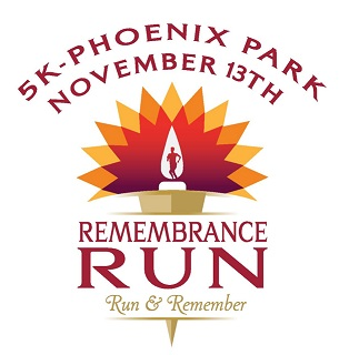 2016 Remembrance Run 5k