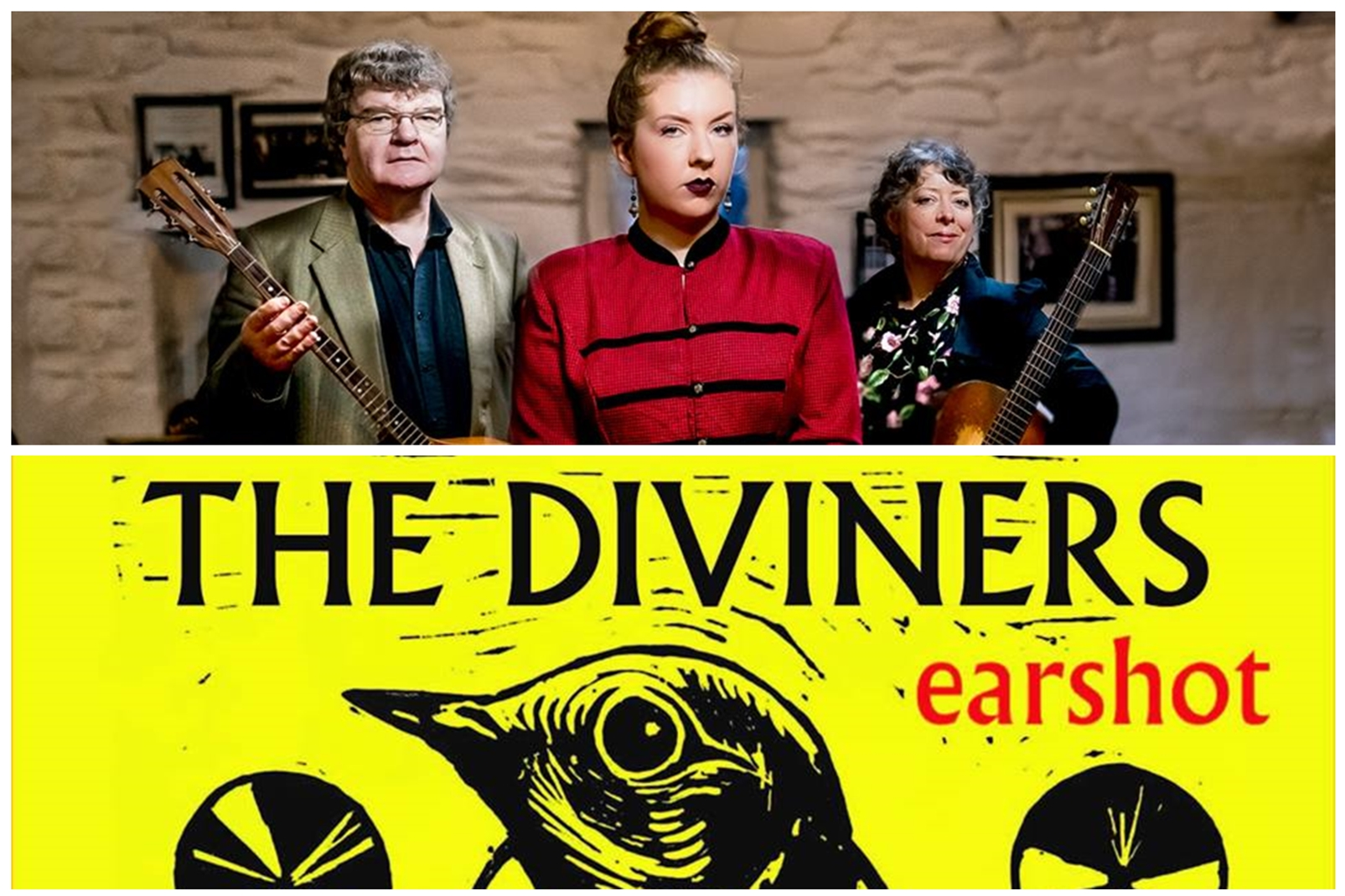 The Diviners & Greenshine