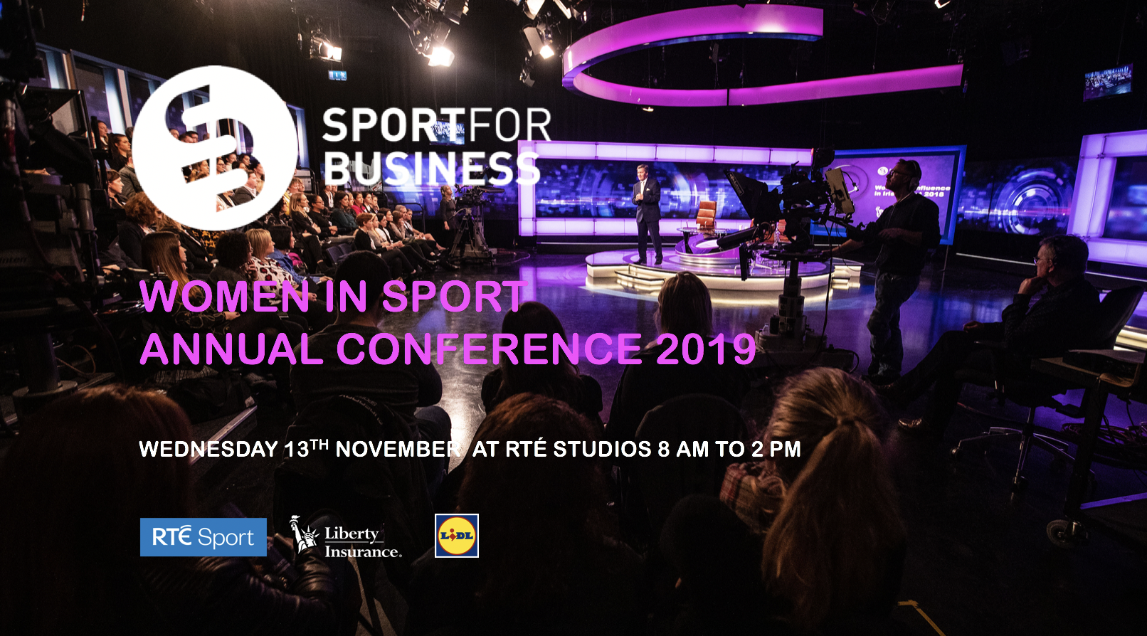 Women in Sport Annual Conference 2019